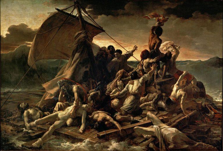 Théodore_Géricault_-_The_Raft_of_the_Medusa_-_WGA08630